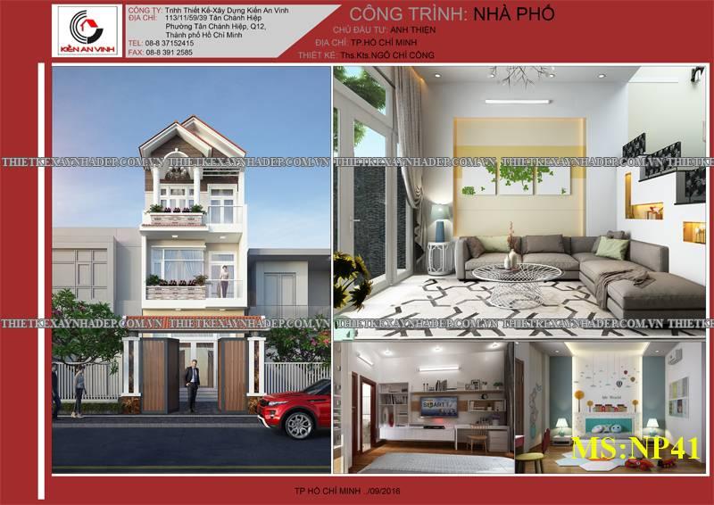 Mẫu thiết kế nhà đẹp 2 tầng diện tích 5 x 15 m tại Quận – Chuyên trang tổng  hợp và chia sẻ mẫu nhà, kinh nghiệm xây dựng nhà ở giá tốt