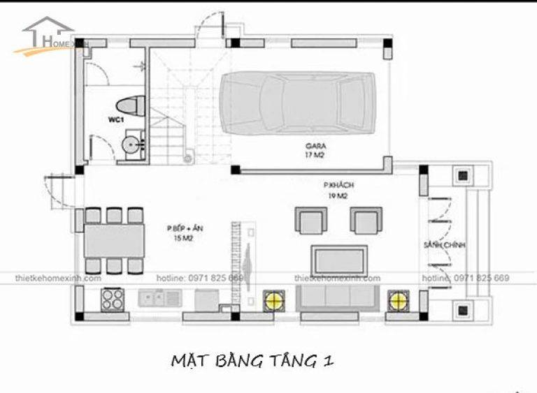 mau-nha-ong-4-tang-mai-thai-ban-ve-tang-1-thiet-ke-nha-pho-mat-tien-8m-768x563