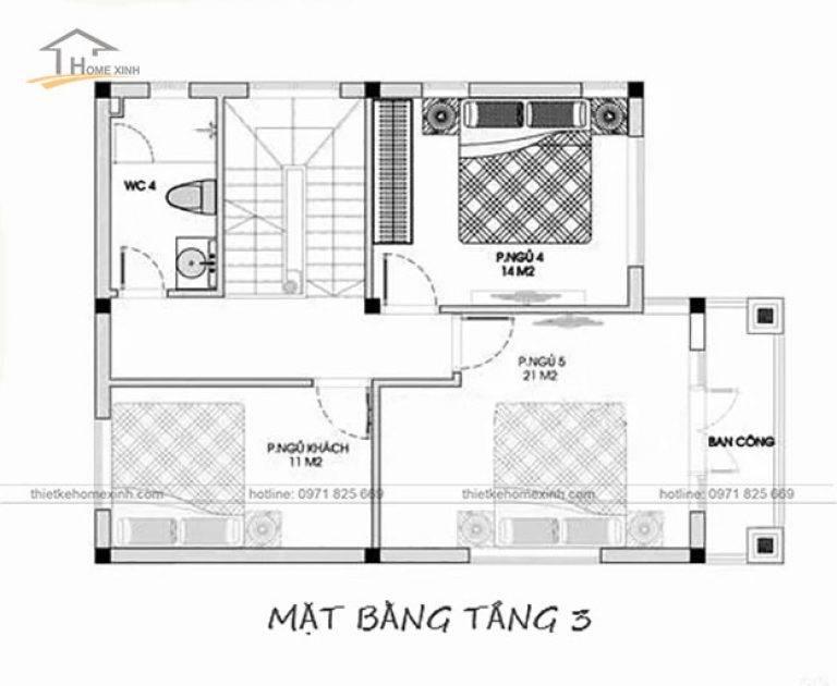 mau-nha-ong-4-tang-mai-thai-ban-ve-tang-3-thiet-ke-nha-pho-mat-tien-8m-768x630
