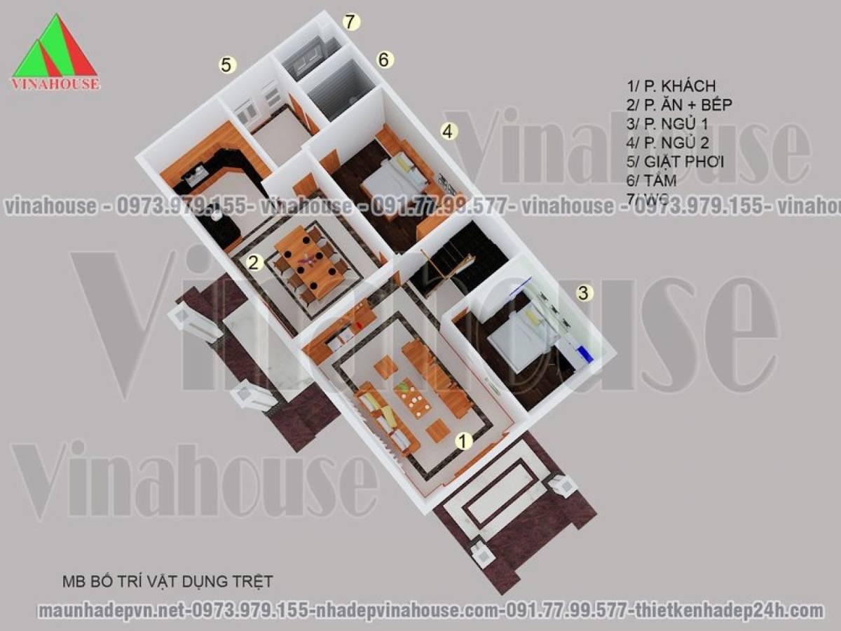 mau-nha-ong-1-tang-co-gac-lung-mat-bang-3d-tang-tret-1320x990