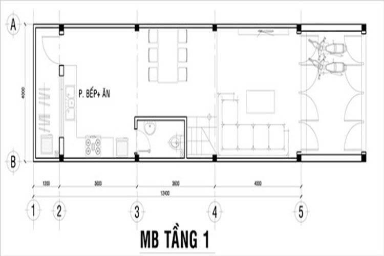 xay-nha-ong-3-tang-phong-cach-hien-dai-mat-bang-tang-1-nha-ong-3-tang-dep-hien-dai-4x15m