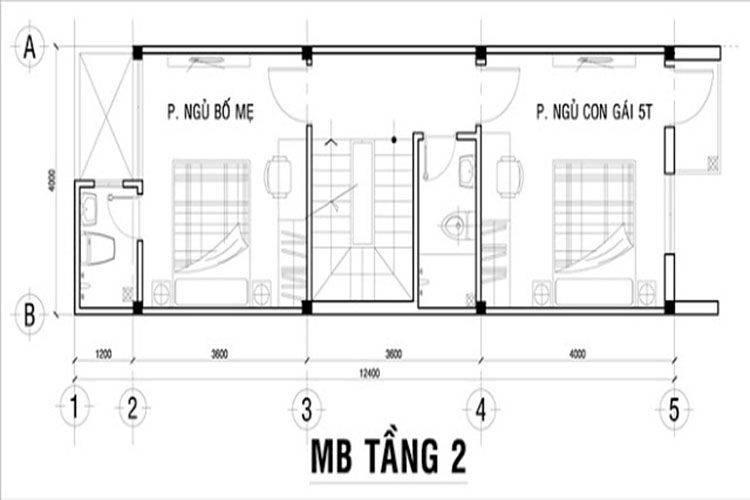 xay-nha-ong-3-tang-phong-cach-hien-dai-mat-bang-tang-2-nha-ong-3-tang-dep-hien-dai-4x15m