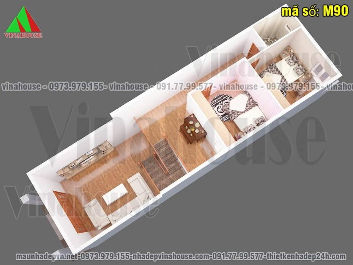mau-nha-cap-4-hien-dai-5x20-nha-gac-lung-dep-1320x990